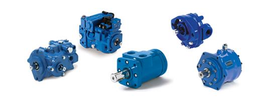 Motors for Char lynn motor distributors
